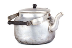Old tea pot Royalty Free Stock Images
