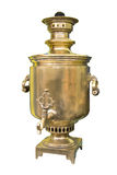 Old tea-urn Royalty Free Stock Photos