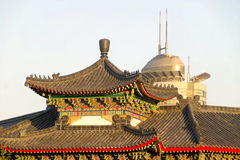 Old teahouses in China Stock Photography