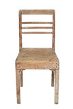 Old teak chair Stock Photos