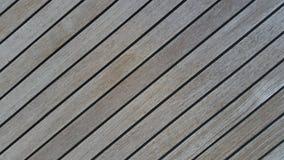 Old teak deck wallpaper stock photography