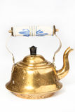 Old teapot Royalty Free Stock Photos