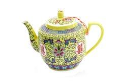 Old teapot Stock Photo