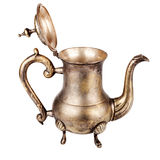 Old teapot Stock Image