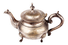 Old teapot Royalty Free Stock Images