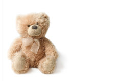 Old teddie bear Royalty Free Stock Images