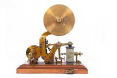 Old telegraph Royalty Free Stock Images