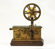 Old telegraph Stock Images