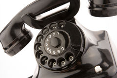 Old telephon Royalty Free Stock Photo