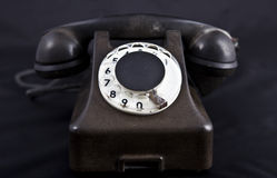 An old telephon Royalty Free Stock Images