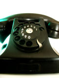 Old Telephone.  Royalty Free Stock Photo