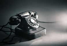 Free Old Telephone Stock Image - 24540191