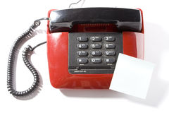 Free Old Telephone Stock Photography - 2493712