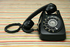 Old telephone Royalty Free Stock Image