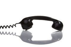 Old telephone handset Royalty Free Stock Photography