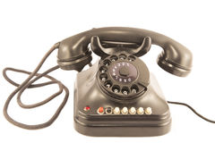 Old telephone Royalty Free Stock Photography