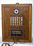 Old telephone operator board Royalty Free Stock Photos