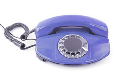 An old telephone. Stock Photography