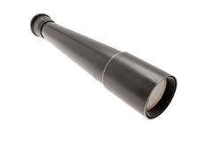 Old telescope Royalty Free Stock Images