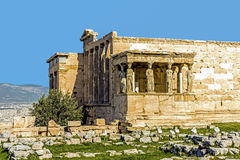 The Old Temple of Athena Royalty Free Stock Image