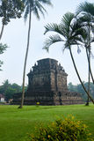 Old temple found in central Java, Indonesia Stock Photos