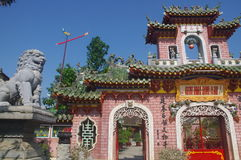 Assembly Hall of Chinese Congregation in Hoi An Stock Images