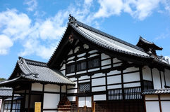 Old Temple in Kyoto Stock Photos