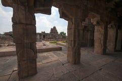 Old temple at pattadakal karnataka india.