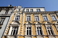 Old tenement Royalty Free Stock Image