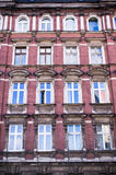 Old tenement house wall Royalty Free Stock Photography