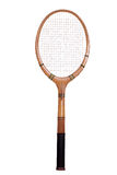 Old tennis racket Royalty Free Stock Photography