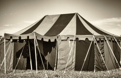 Old tent Royalty Free Stock Image