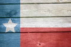 Old Texas Pride Royalty Free Stock Photos