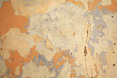 Old texture. Vintage texture from a ruined threadbare wall Royalty Free Stock Images