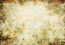 Old texture. Old damaged canvas; computer generated Stock Images