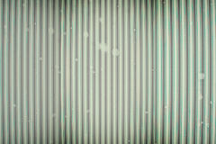 Old texture with dust and vertical lines. Green color. With chromatic aberrations Royalty Free Stock Images