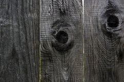 Old texture wood pannels, wall background Stock Photos