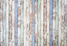 Old textured boards, painted and bosarkany Royalty Free Stock Photography