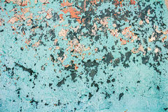Old textured colorful wall with stains Royalty Free Stock Images