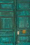 Old textured door Royalty Free Stock Photography