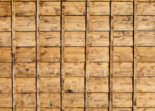 Old textured wood background Royalty Free Stock Photos