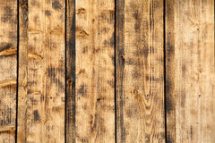 Old textured wood background. Photo of the wood siding of a house that would make a good background. The wood is new but had been burned to give the appearance royalty free stock photography