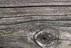 Old textured wood planks closeup with Background natural p stock image