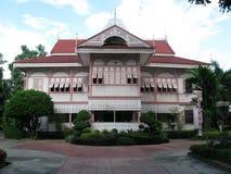 Old Thai house Stock Photo