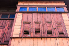 Old Thai house Royalty Free Stock Photos