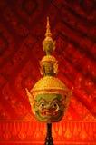 Old Thai mask Stock Image