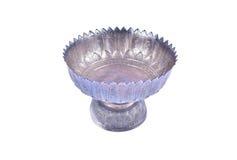 Old Thai silverware Stock Photo
