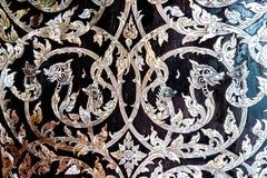 Old Thai stripes Royalty Free Stock Image