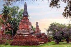 Old Thai Temple Stock Photos