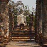 Old thai  temple Royalty Free Stock Photos
